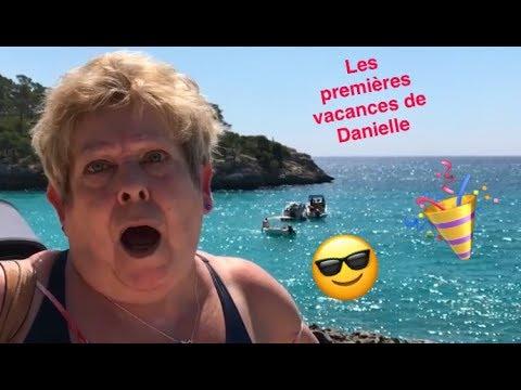 LES PREMIÈRES VACANCES DE DANIELLE