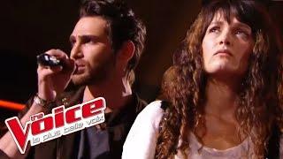 Indila – Dernière Danse | Sam VS Lukas K. Abdoul | The Voice France 2016 | Battle