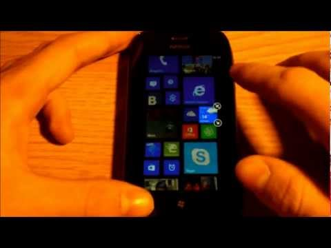 Обзор Windows Phone 7.8 на Nokia Lumia 710