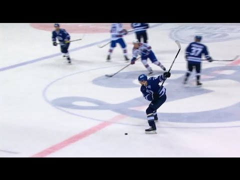 Kuteikin scores his 3rd goal from the red line this playoffs!