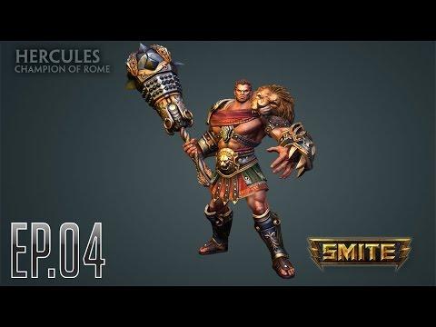 SMITE Hércules Gameplay Ep.04 (PT-BR)