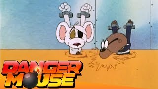 Classic Danger Mouse | Custard | FULL EPISODE