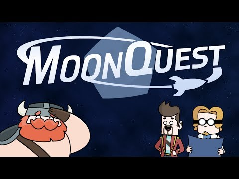 ♪ MoonQuest: An Epic Journey - Original Song and Animation