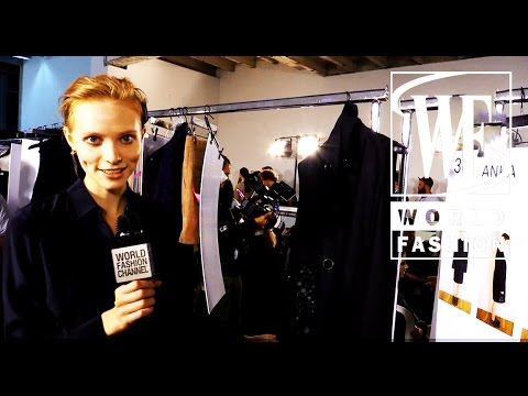 Backstage Damir Doma Spring-Summer 2015 Paris Fashion Week