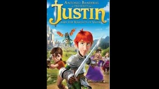 YouTube movie review Justin and the knights of valor