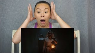The Nun Official Teaser Trailer // Reaction & Review
