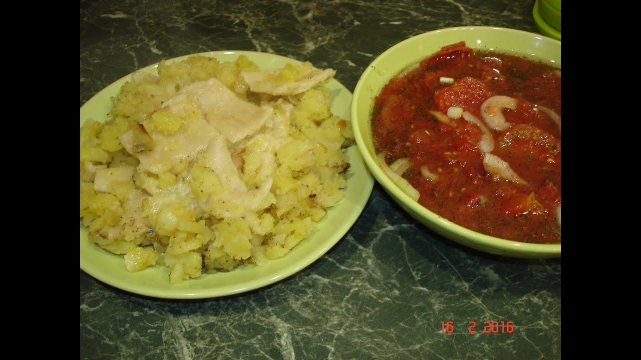 Рецепт галушек с картошкой пошагово в