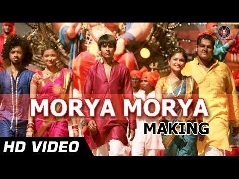 Morya Morya Making | Janiva | Daler Mehndi | Satya Manjrekar...