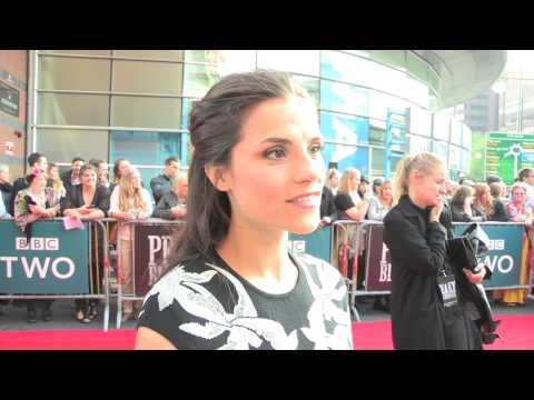 Charlotte Riley - Peaky Blinders Season 2 - World Premiere Interview