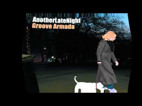 Don Ray - Standing In The Rain (Groove Armada - Another Late Night)