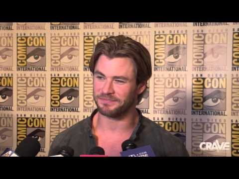 Comic-Con 2014: 'Avengers: Age of Ultron' Cast Interviews