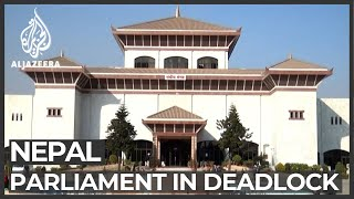 Nepal parliament in deadlock over speaker replacement dispute