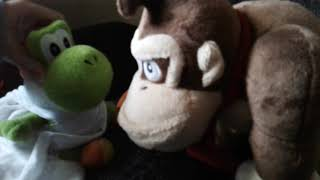 Mario in real life episode 9 angryvideogameyoshi donkey kong review