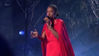The X Factor UK 2018 Shan Ako Live Shows Round 3 Full Clip S15E19