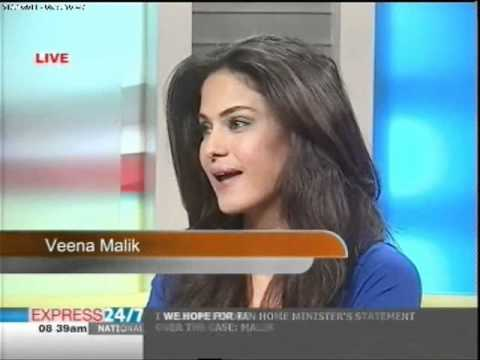 Veena Malik bares all with Huma Amir on The Morning Show