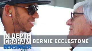 Bernie Ecclestone: Lewis Hamilton is the best