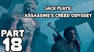Sphinx and Minotaur? Jack plays Assassin's Creed Odyssey Part 18