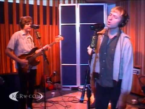 "The Drums performing ""Days"" on KCRW"