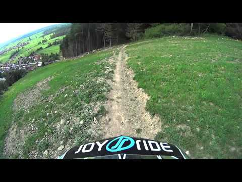 Sony VAIO Joy Ride Fest 2013 - Diamondback Downhill - Trasa