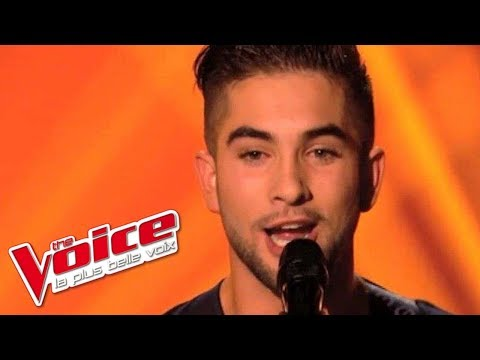 The Voice 2014 │Kendji Girac - Bella (Maitre Gims)│Blind audition