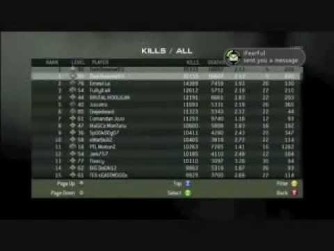 MW3 FREE 10th prestige lobby February 2012 xbox 360 and ps3