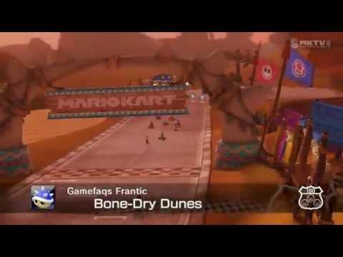 Mario Kart 8 - Bone-Dry Photo Finish