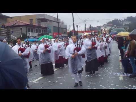Carnaval em Nespereira-Guimar�es 2014