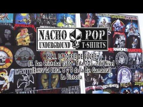 NACHO POP / IRON HEAD Gamarra