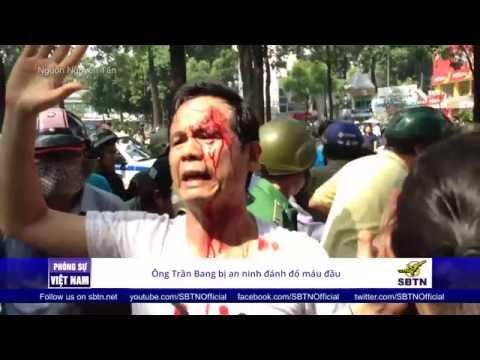 05/11/15 - PHÓNG SỰ VIỆT NAM: Sài Gòn biểu tình ôn hòa bị đáp trả bằng bạo lực | SBTN