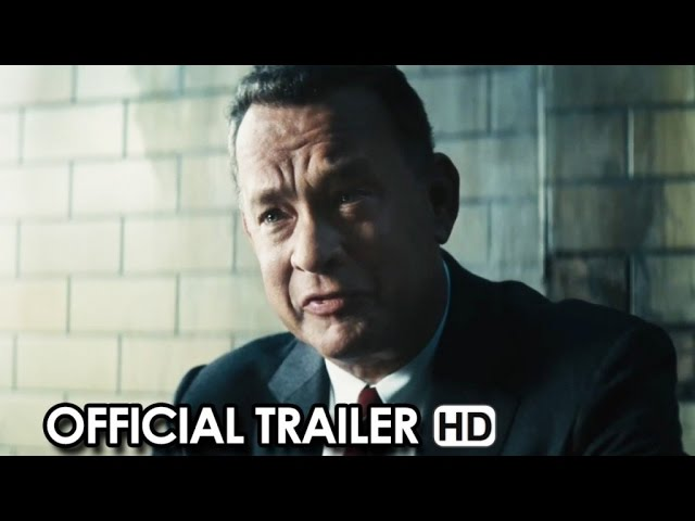 BRIDGE OF SPIES ft. Tom Hanks Official 'Standing Man' Trailer (2015) HD