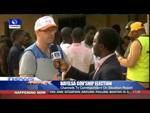 Kogi, Bayelsa Elections A Big Test In Nigeria's Democratic Process-- Foreign Observer