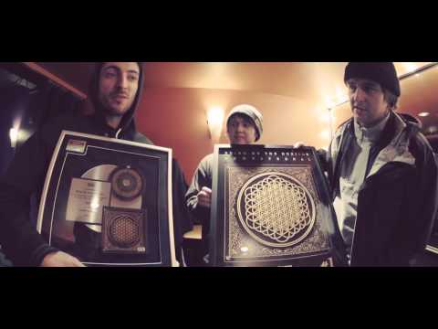 Drop Dead Presents - Bring Me The Horizon The American Dream Tour Ep 1 video