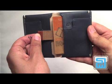Slim Wallet Junkie - Bellroy Slim Sleeve Wallet unboxing and review