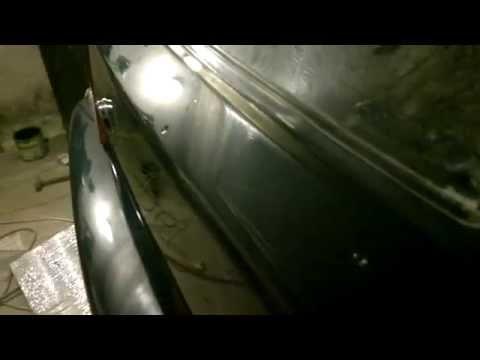Вытягивание кузова ваз 21099