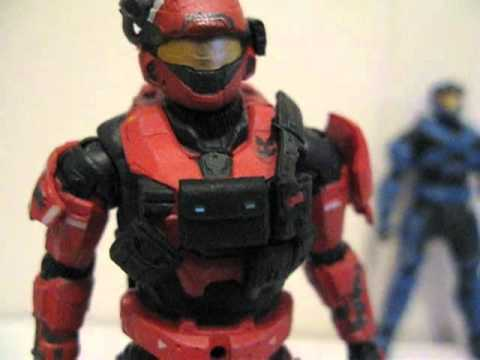 Halo Reach Spartan 2 pack Review