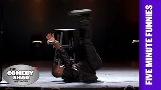 Kevin Hart⎢Watching People Fall is Funny⎢Shaq