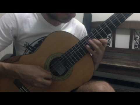 Барриос Мангоре Агустин - Arabescos Estudio No.4