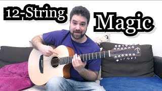 Lesson: Unlock the Magic of 12-String Fingerstyle Guitar [Tutorial w/ TAB]