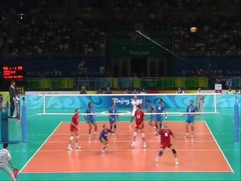 los mejores jugadores de voleibol de beijing