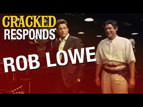 Rob Lowe's DirecTV Commercials - Cracked Responds