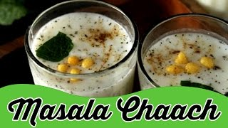 Masala Chach | Summer Special Spicy Drink