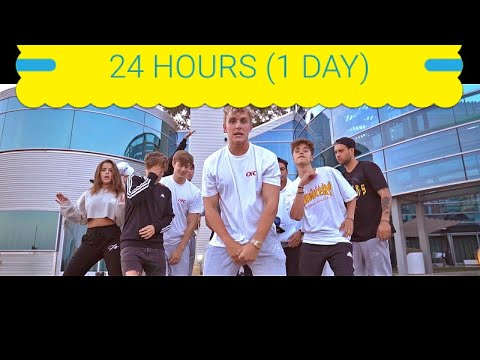 [24 HOURS (1 DAY)] Jake Paul - It's Everyday Bro (Song) feat. Team 10 24 HOURS