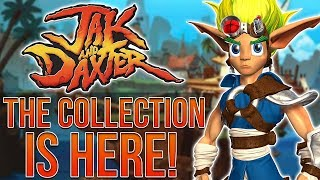 The Jak & Daxter PS4 Collection IS HERE!
