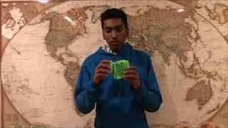 Kaushik Tota: Google Science Fair 2018