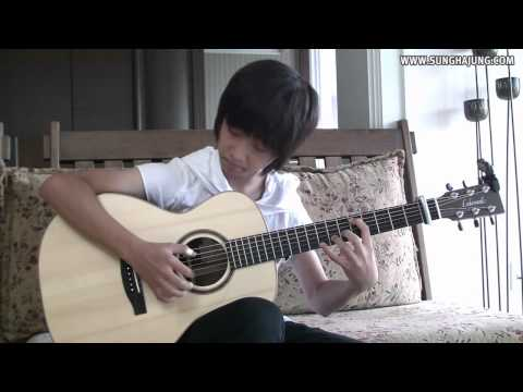 (ABBA) The Winner Takes It_ All - Sungha Jung Music Videos