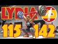 Lydia Valentin Heavy Training Part 1/5 (115kg Snatch 142kg Clean and Jerk) - 2017 WWC [4k 60] MP3
