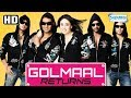 Golmaal Returns (HD) Hindi Full Movie in 15mins | Ajay Devgan | Kareena Kapoor | Tusshar Kapoor