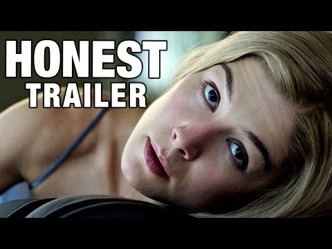 Honest Trailers - Gone Girl thumbnail