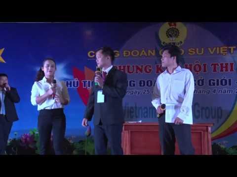 """Tiểu phẩm """"Chuyện cơ quan mình"""" của Thái Văn Hùng - Công ty Cao su Kontum"""