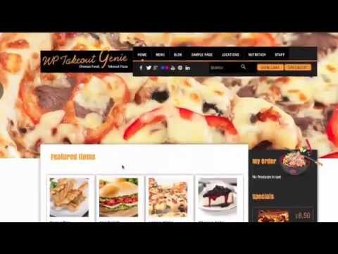 Restaurant Online Ordering System | Food Takeout Online